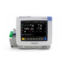 Philips SureSigns VSi Vital Signs Monitor - Medical