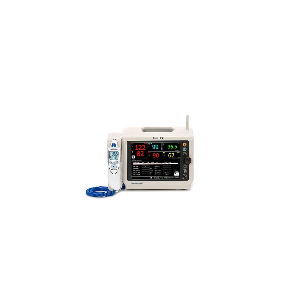 Philips SureSigns VS4 Vital Signs Monitor - Medical