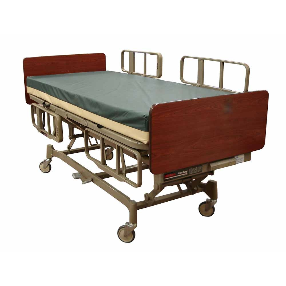 Cardiac chair hospital bed - Hill Rom Century 835 Hospital Beds Medical Equipment Dynamics English English