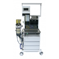 Datex Ohmeda Excel 210 SE Anesthesia Machine with 7900 SmartVent ventilator
