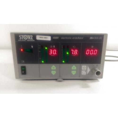 Storz SCB 264305 20 Endoflator Insufflator
